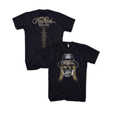 Kid Rock Skull Tour Tee