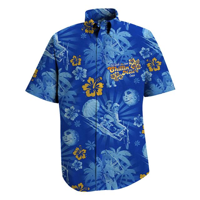 Kid Rock 5th Annual Chillin' The Most Cruise Hawaiian Shirt