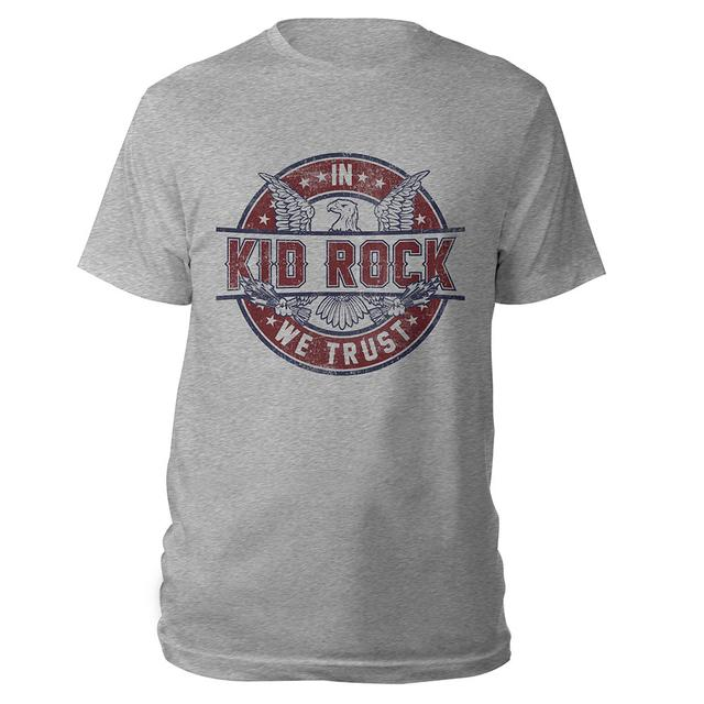 "Kid Rock """"In Kid Rock We Trust"""" Tee"