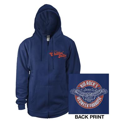 Kid Rock 6th Annual Chillin' The Most Cruise 2015 Zip Hoodie