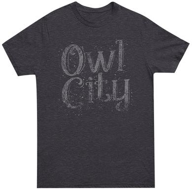 Owl City Chalky Tee