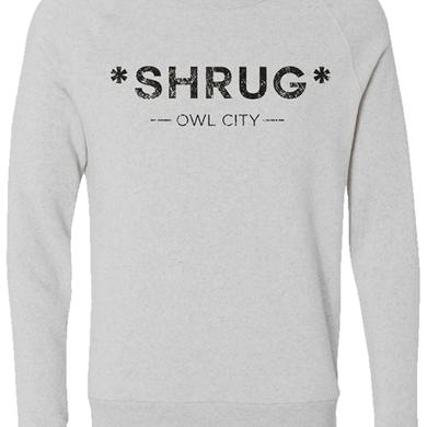 Owl City Shrug Pullover