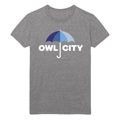 Owl City Umbrella Tee (Heather Grey)