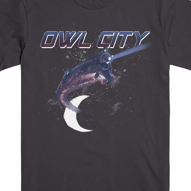 Owl City Lucid Dream Train Tee (Black)