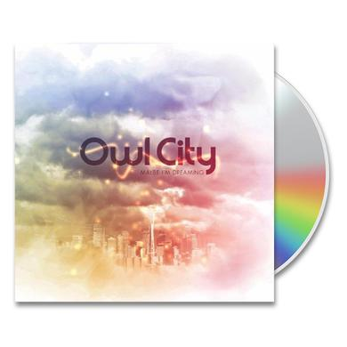 Owl City Maybe I'm Dreaming CD