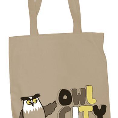 Owl City Tote Bag