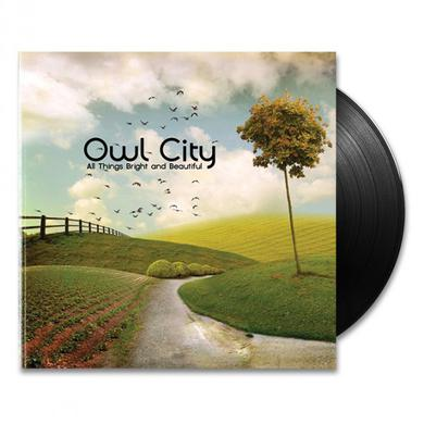 Owl City All Things Bright and Beautiful Vinyl