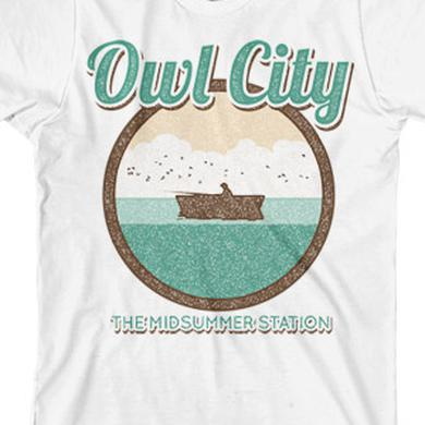 Owl City Exclusive TMS T-Shirt