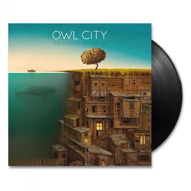 Owl City The Midsummer Station Vinyl