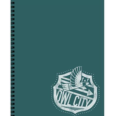 Owl City Big Wing Composition Notebook