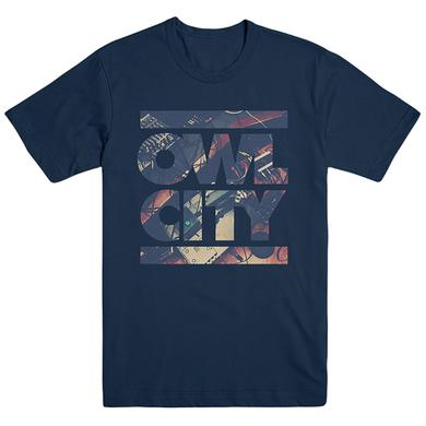 Owl City Studio Tee (Navy)