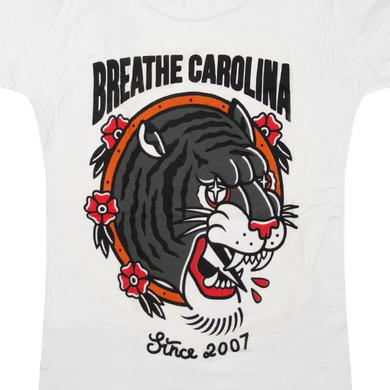 Breathe Carolina Tiger Girls Tee