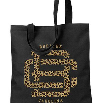 Breathe Carolina Cheetah Monogram Tote Bag