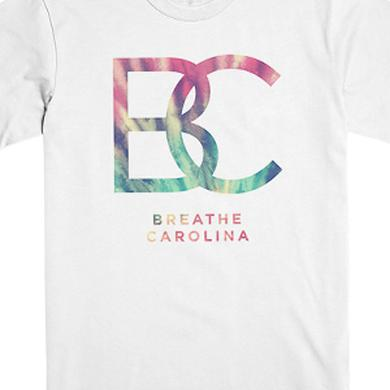 Breathe Carolina Dye Tee (White)