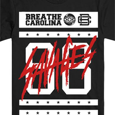 Breathe Carolina Moto Tee (Black)
