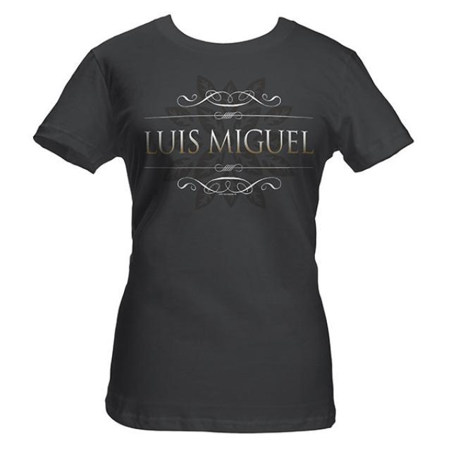Luis Miguel Flower Junior Tee