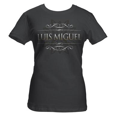 Luis Miguel Flower Junior Tee