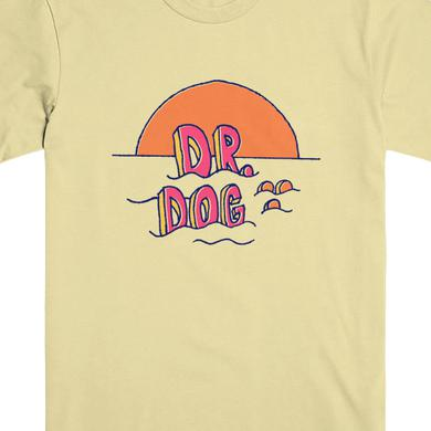 Dr. Dog Floating Tee (Yellow)