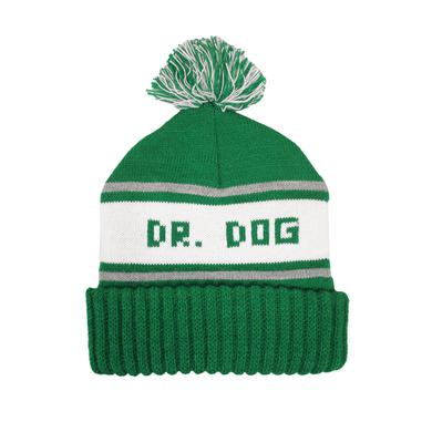 Dr. Dog Pom Beanie (Green)