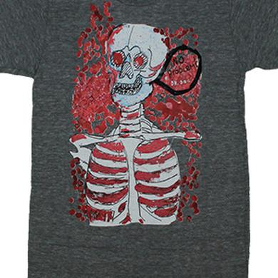 Dr. Dog Skeleton Tee (Gray)