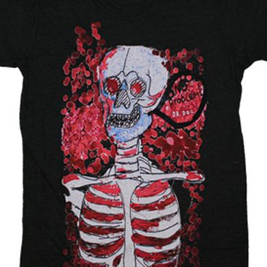 Dr. Dog Skeleton Tee (Black)