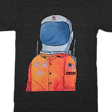 Dr. Dog Spaceman Tee (Tri-Black)