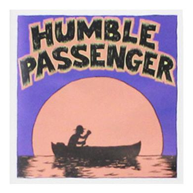 Dr. Dog Humble Passenger Comic Book