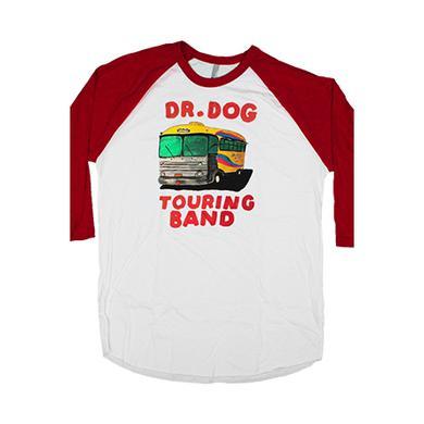 Dr. Dog Touring Bus Raglan