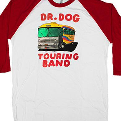 Dr. Dog Touring Bus Raglan