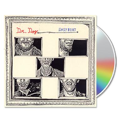 Dr. Dog Easy Beat CD