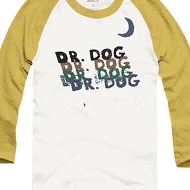 Dr. Dog Vintage Raglan