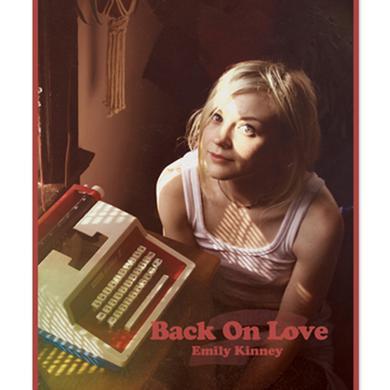 Emily Kinney Back On Love 11x17 Poster