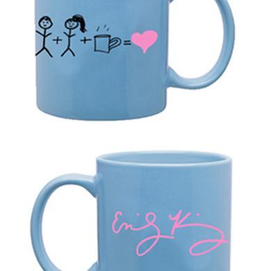 Emily Kinney You + Me + Coffee Mug