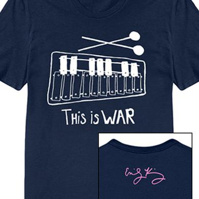 Emily Kinney This Is War Tee (Navy)