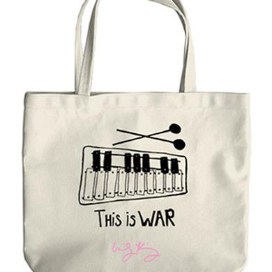 Emily Kinney This Is War Tote (Natural)