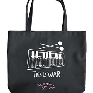 Emily Kinney This Is War Tote (Black)