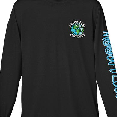 Moose Blood Mates Club Long Sleeve (Black)
