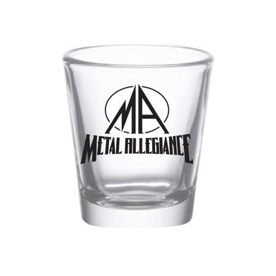 Metal Allegiance Shotglass