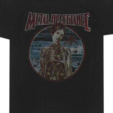 Metal Allegiance Vintage Zombie Tee (Black)