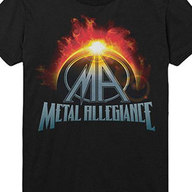 Metal Allegiance MA Logo Tee