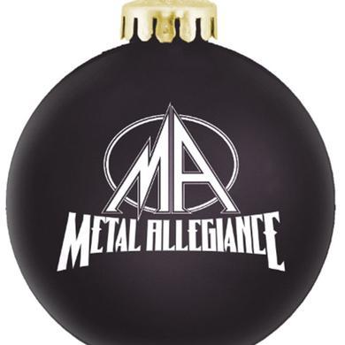 Metal Allegiance MA Ornament