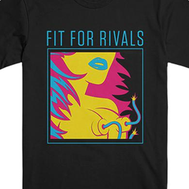 Fit For Rivals Sugar Tee (Black)