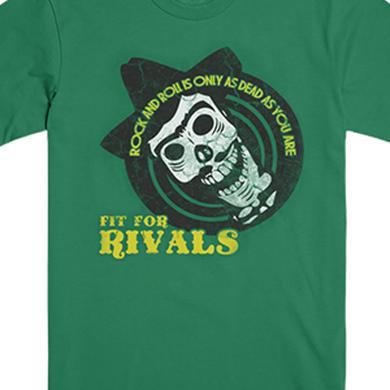 Fit For Rivals Dia De Los Dude Tee (Kelly Green)