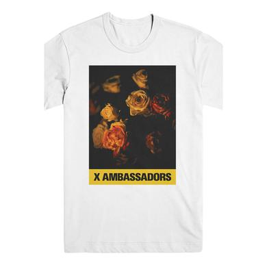 X Ambassadors Bouquet Tee (White)