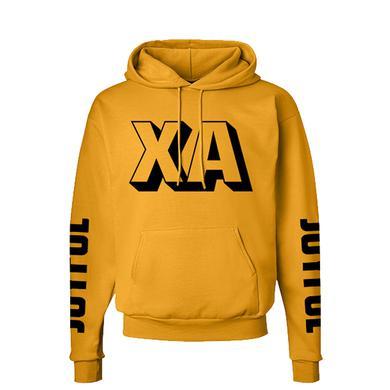 X Ambassadors Blocked Hoodie (Gold)