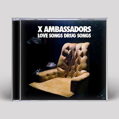 X Ambassadors Love Songs Drug Songs EP (Vinyl)