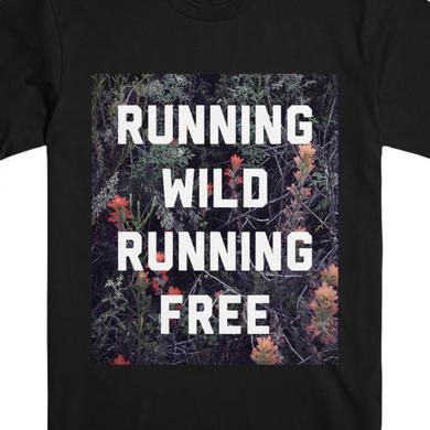 X Ambassadors Running Wild Tee (Black)