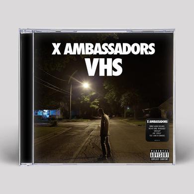 X Ambassadors VHS CD
