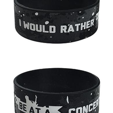 BryanStars I Would Rather Bracelet