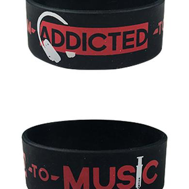 BryanStars Addicted to Music Bracelet